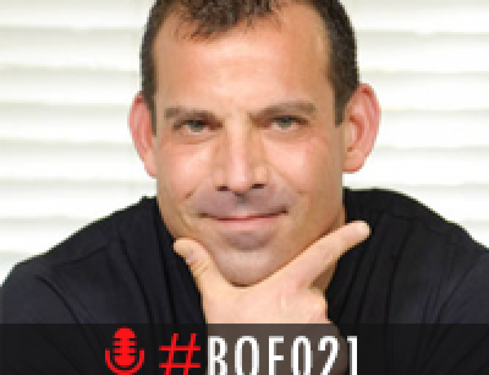 BOE021 – Rich Schefren – An Interview with The Internet Business Manifestor