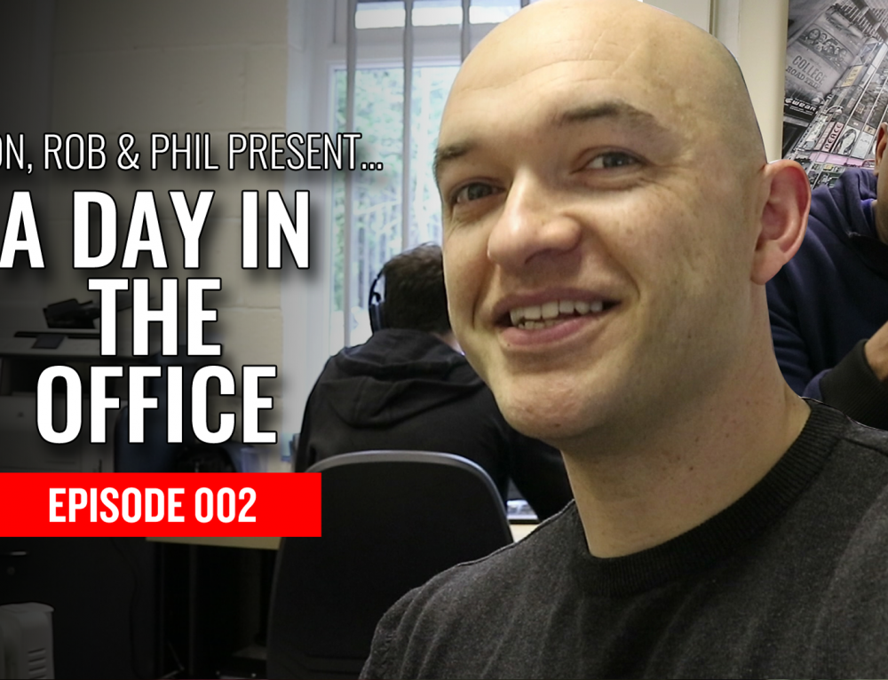 BOE TV #002 – A Day in the Office
