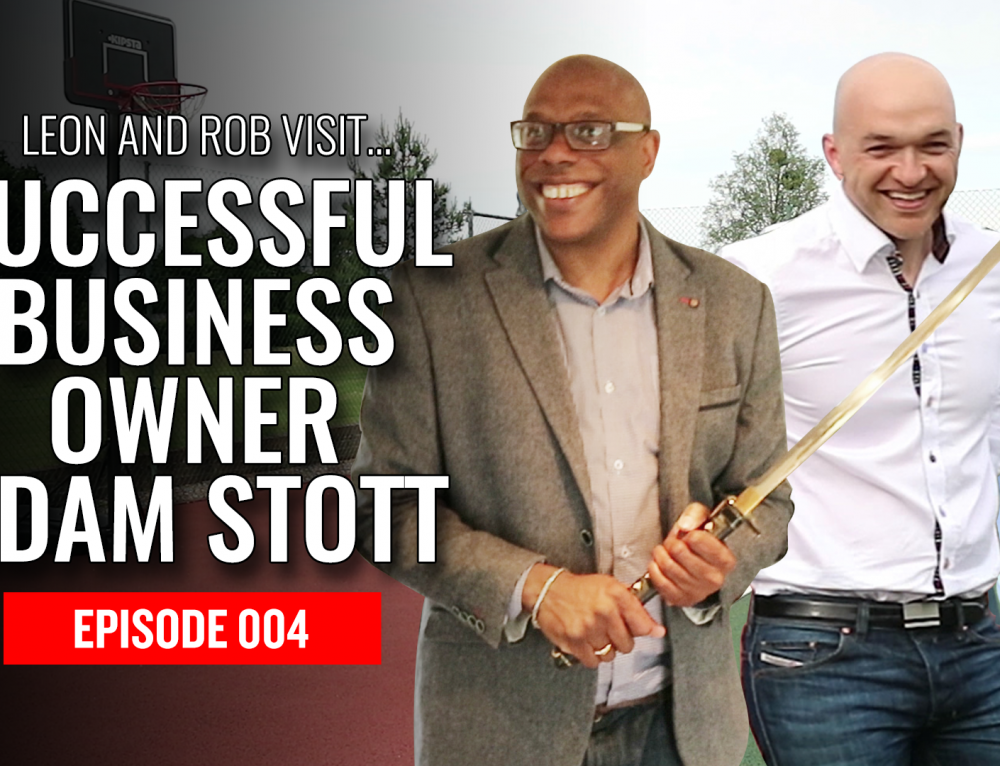 BOE TV #004 – Basketball with Adam Stott (+ Exclusive Interview & Business Tour)