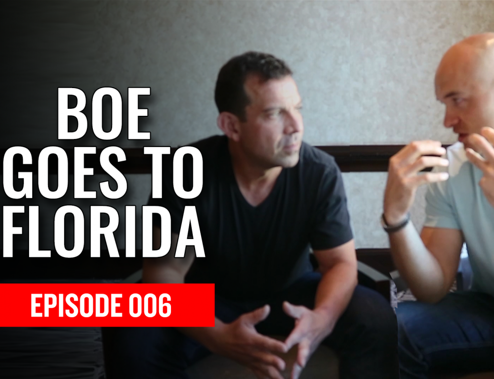 BOE TV #006 – BOE Goes To Florida