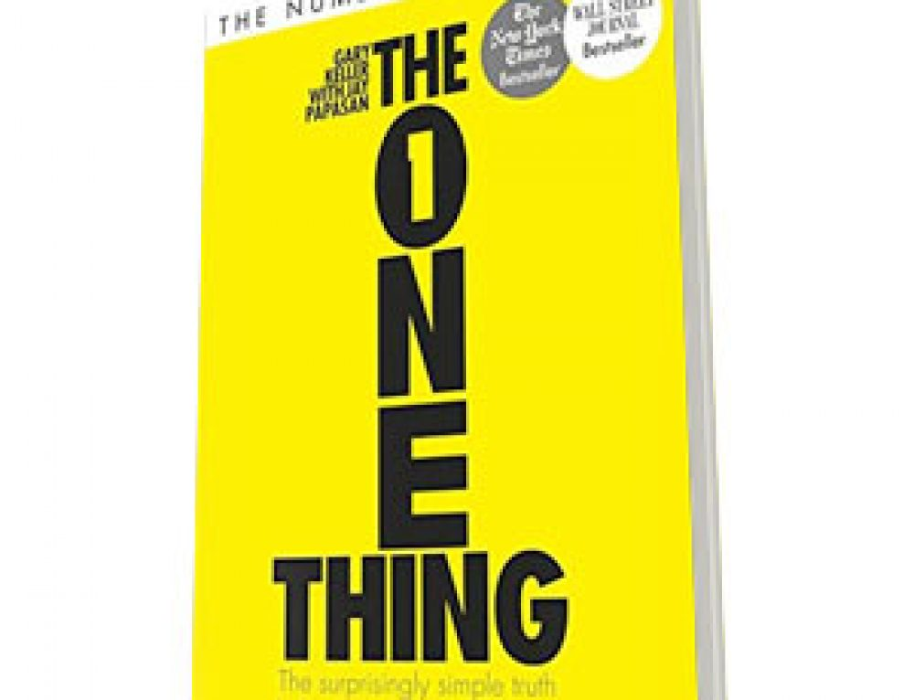 The One Thing | BOE Book Club #005