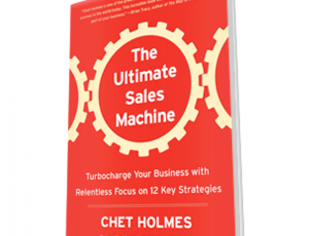 The Ultimate Sales Machine | BOE Book Club #009