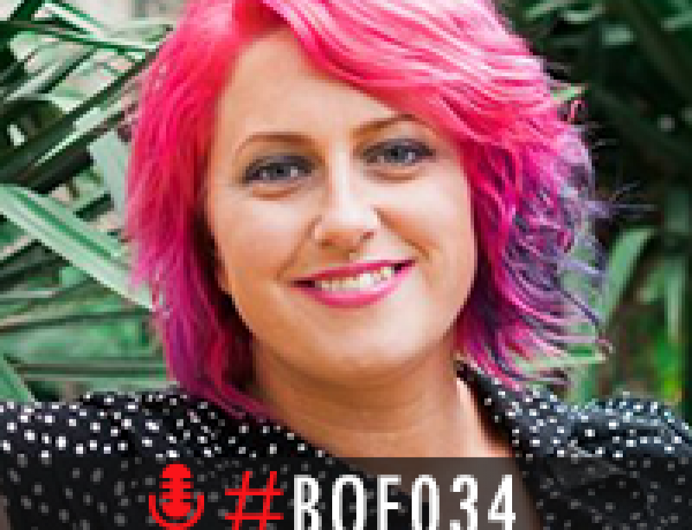 BOE034 – Ellie Burscough – How to Overcome your Limiting Beliefs and Scale Up your Business