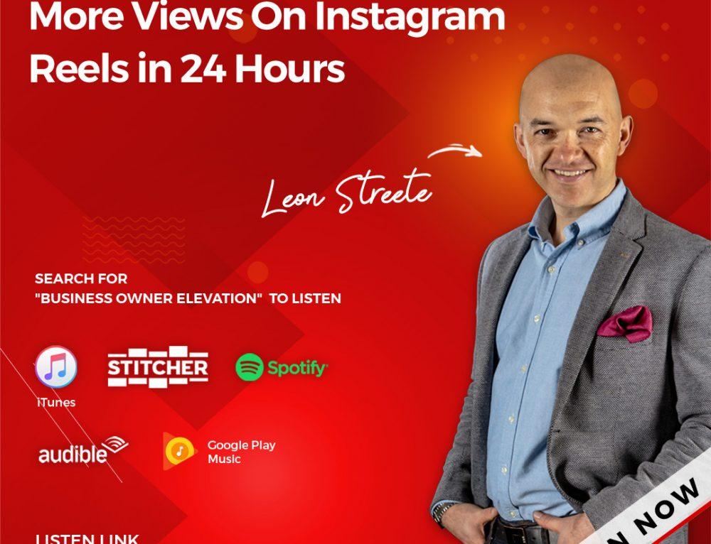 BOE-S2085 -How To Generate 4000 More Views On Instagram Reels in 24 Hours