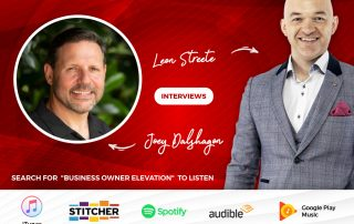 BOE-S2086 - How to Live Your Life with Passion with Joey Drolshagen