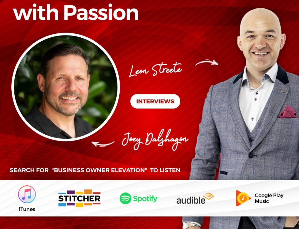 BOE-S2086 – How to Live Your Life with Passion with Joey Drolshagen