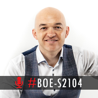 BOE-S2104 - Gratitude, The Key to Success in Business